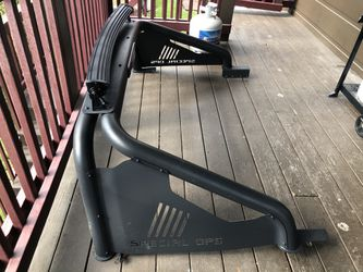 Special Ops Roll Bar and Light Bar for Sale in Gilbert,  SC