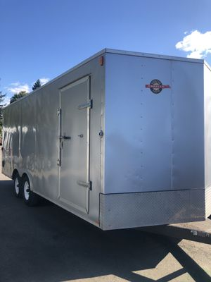 "2012 enclosed trailer 8x20x6'5"" height *Sale Pending* for Sale in West Linn, OR"