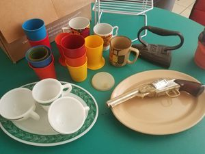 Vintage Tupperware, Pyrex, Avon, Tepco, Franciscan for Sale in San Diego, CA