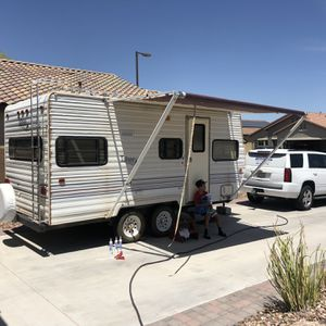 18 ft 1997 Thor Tahoe Travel Trailer for Sale in Florence, AZ