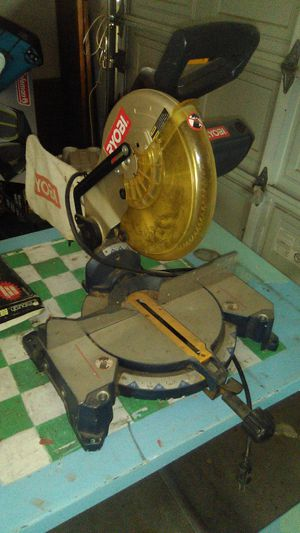 ryobi chop saw for Sale in Santa Maria, CA