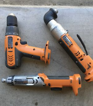 Ridgid drills for Sale in Hurst, TX