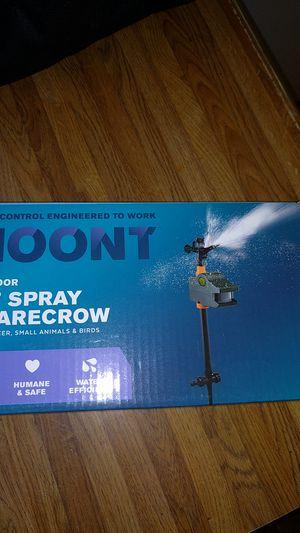Hoont Jet spray scarecrow sprinkler for Sale in Mesa, AZ