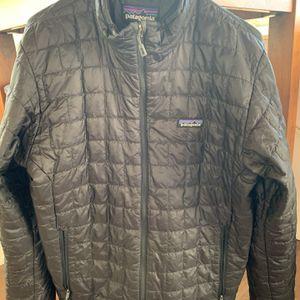 Patagonia Men's Medium Nano Puff Jacket for Sale in Poway, CA