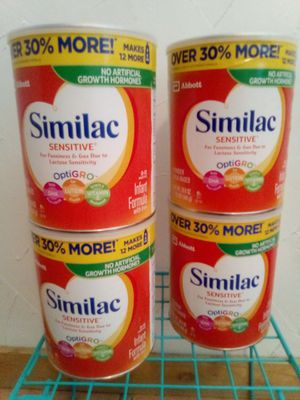 Similac Sensitive Baby Formula for Sale in Austin, TX