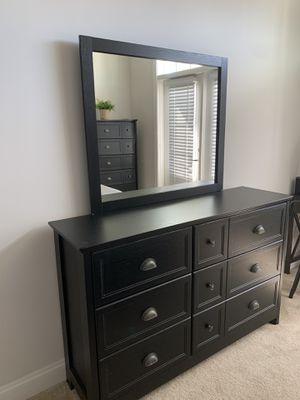 Dresser & Mirror for Sale in Williamsburg, VA