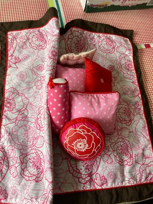 American Doll Bedding Set for Sale in Sunnyvale, CA