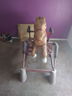 Kids horse toy for Sale in Fresno, CA