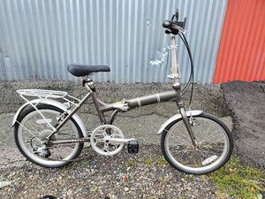 Giant Expressway aluminum folding bike for Sale in Watertown, MA