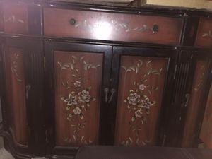 Antique cabinet for Sale in Orlando, FL