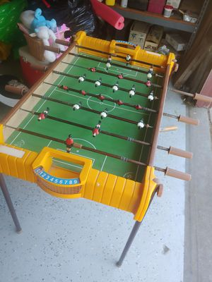 Arcofalc antique foose ball table for Sale in Sioux Falls, SD