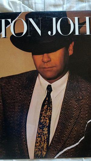 Elton John - Breaking hearts LP for Sale in Woodbine, MD