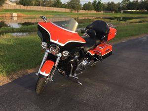 2012 Harley Davidson ultra classic CVO for Sale in Orlando, FL