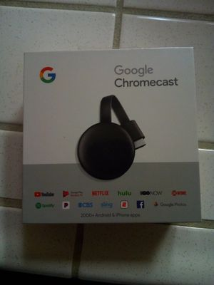 Google chromecast for Sale in Delhi, CA