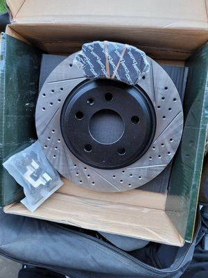 Audi Breaks and rotors for b8 for Sale in Los Angeles, CA