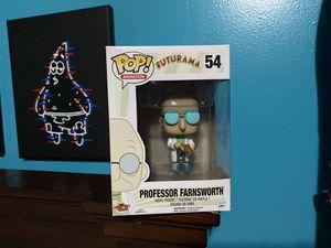 Funko Pop! Futurama: Professor Farnsworth for Sale in Manassas, VA