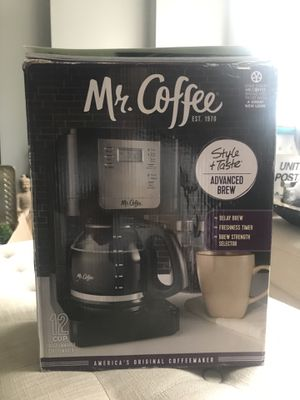 Mr. Coffee maker for Sale in Forest Heights, MD