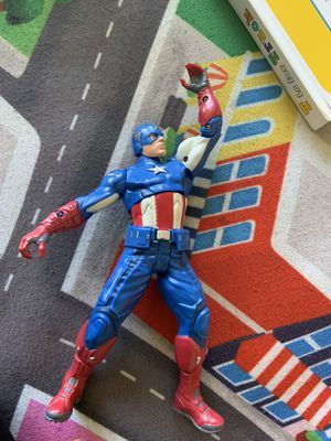 Captain America action figure for Sale in La Mesa, CA