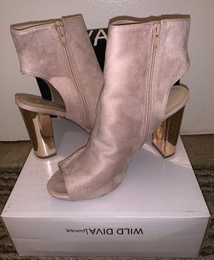 Baby pink Heels for Sale in Herndon, VA