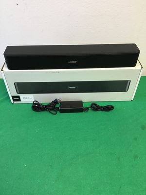 Bose Solo TV 5 Sound System for Sale in Colton, CA