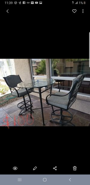 Patio table set for Sale in Las Vegas, NV