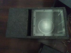 Kenwood subwoofer... for Sale in Chino, CA