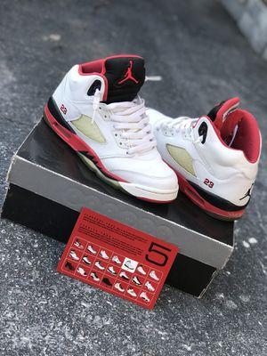 Air Jordan 5 for Sale in Cranston, RI