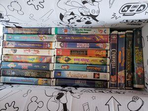 Disney movies VHS for Sale in Sahuarita, AZ