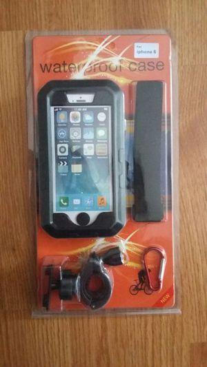 Iphone 6 bike waterproof case for Sale in Rockville, MD