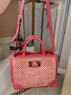 Anne Klein pink purse for Sale in El Cajon, CA