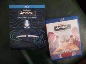 Avatar: The Last Airbender Blu ray Complete for Sale in Los Angeles, CA