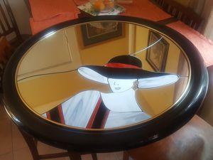 Elegant mirror glass wall for Sale in Brockton, MA