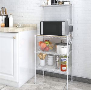 4-Tier Baker's Rack/Microwave Cart/Kitchen Storage for Sale in New York, NY