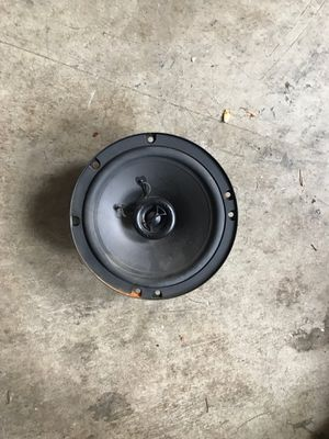 Single Polk audio 6 1/2 inch for Sale in Tigard, OR