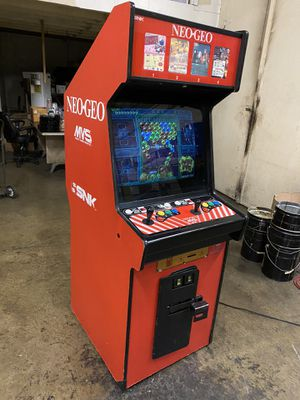 SNK Neo Geo 4 Slot Arcade Video Game Machine for Sale in Chino Hills, CA