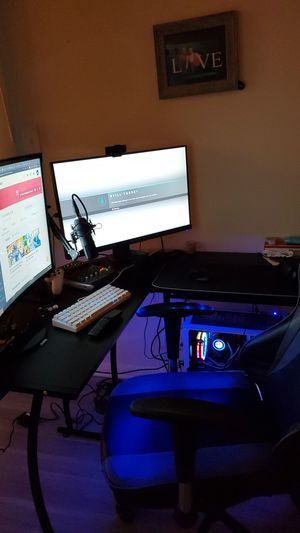 Gaming/streaming setup for Sale in Hampton, VA