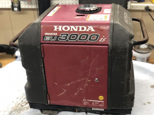 Honda EU3000IS Inverter Generator