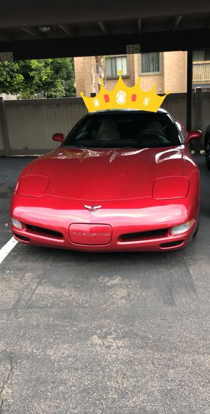 2000 Chevy corvette for Sale in San Diego, CA