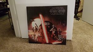 Star Wars The Force Awakens for Sale in Germantown, MD