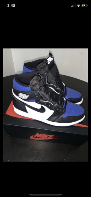 Jordan 1 Royal toe (DS) for Sale in Warrensville Heights, OH