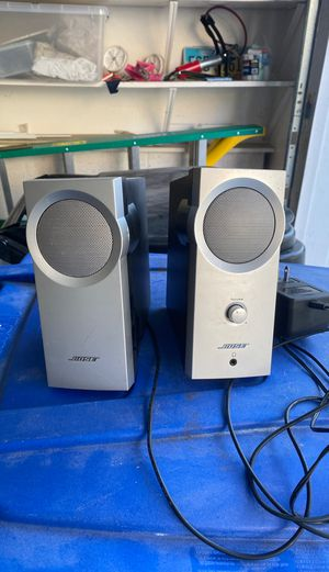 Bose companion 2 speakers for Sale in San Diego, CA