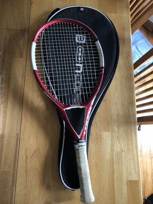 Wilson Ncode N5 Tennis 🎾 racket for Sale in Bolingbrook, IL