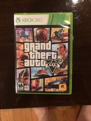 GTA 5 Xbox 360 game for Sale in Dallas, TX