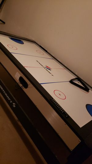 Pool/air hockey table for Sale in McKinney, TX