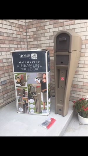 New double sided mailbox for Sale in Downers Grove, IL