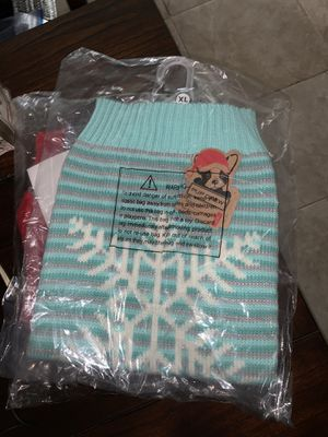 Dog sweaters for Sale in San Antonio, TX