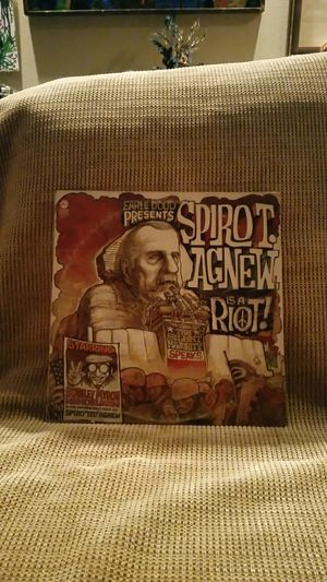 """Earl Doud Presents """" Spiro T. Agnew Is A Riot"""" for Sale in San Diego, CA"""