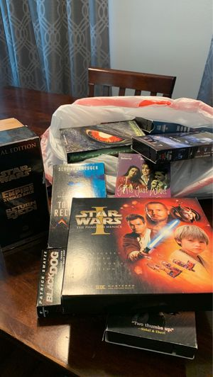 VHS collection of movies for Sale in Gibsonton, FL