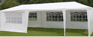 10x30 Party Tent ⛺️ for Parties Will deliver $130 for Sale in Dallas, TX
