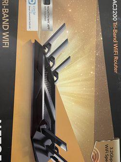 NETGEAR NIGHTHAWK X6 Tri-Band Router for Sale in Northville,  MI